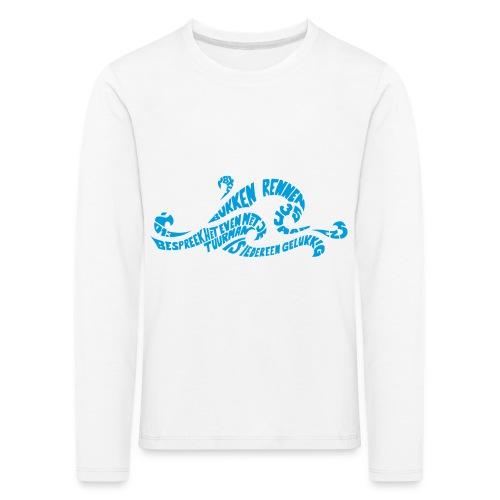 EZS T shirt 2013 Front - Kinderen Premium shirt met lange mouwen