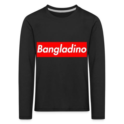 Bangladino - Maglietta Premium a manica lunga per bambini