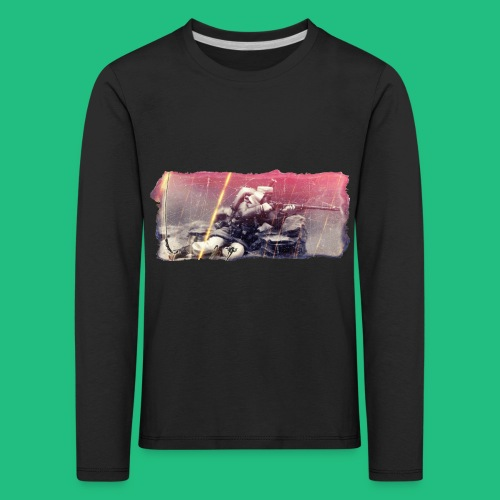 tireur couche - T-shirt manches longues Premium Enfant