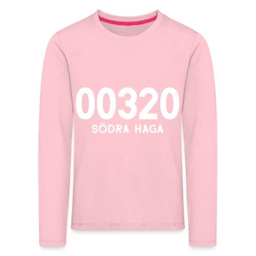 00320 SODRAHAGA - Lasten premium pitkähihainen t-paita