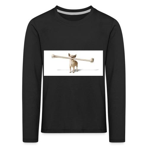 Tough Guy - Kinderen Premium shirt met lange mouwen