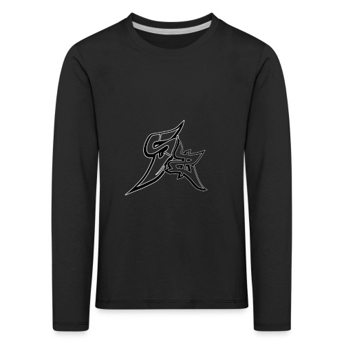 Sanddez - Camiseta de manga larga premium niño