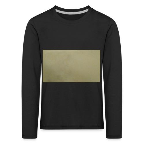 1511416685704631737378Marble t-shirt - Lasten premium pitkähihainen t-paita