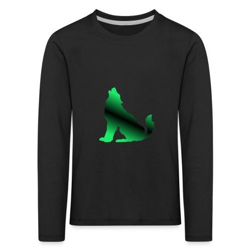 Howler - Kids' Premium Longsleeve Shirt