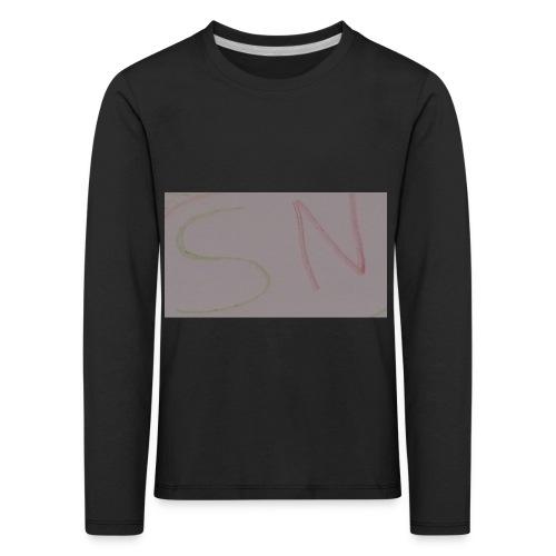 SASNINJA's merch - Kids' Premium Longsleeve Shirt
