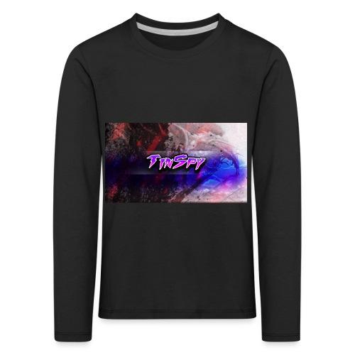 TinSpy YT - Långärmad premium-T-shirt barn