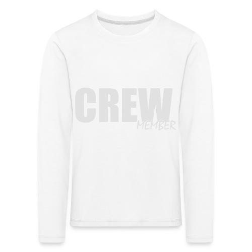 no name - Kinderen Premium shirt met lange mouwen