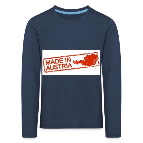 65186766 s - Kinder Premium Langarmshirt