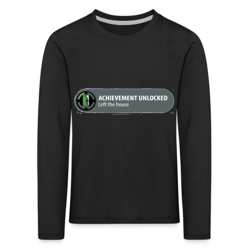 Achievement - Kinderen Premium shirt met lange mouwen