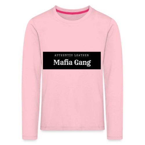 Mafia Gang - Nouvelle marque de vêtements - T-shirt manches longues Premium Enfant