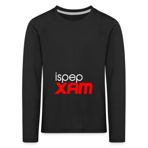 Ispep XAM - Kids' Premium Longsleeve Shirt