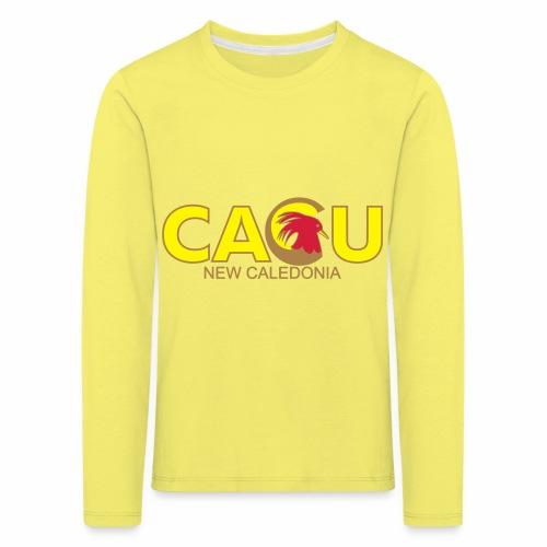 chem - T-shirt manches longues Premium Enfant
