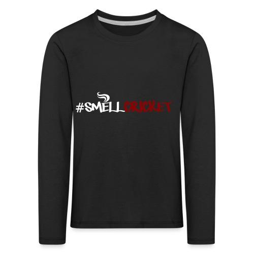 SmellCricket16 - Kids' Premium Longsleeve Shirt