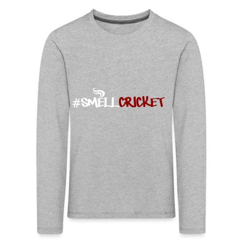 SmellCricket16 - Kids' Premium Longsleeve Shirt