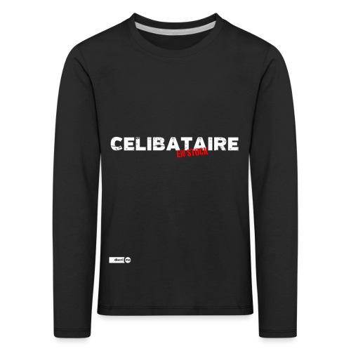 Célibataire en stock - T-shirt manches longues Premium Enfant