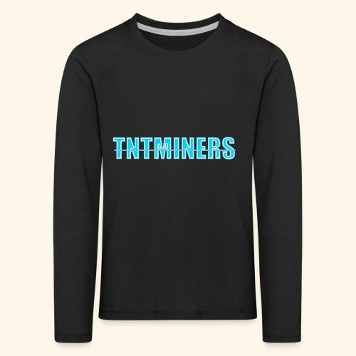 tntminers annan faerg 4 - Långärmad premium-T-shirt barn