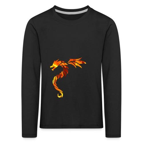 dragon fire 2 - T-shirt manches longues Premium Enfant