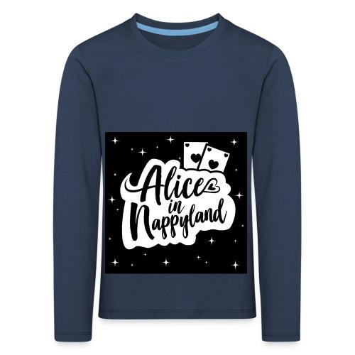 Alice in Nappyland 1 - Kids' Premium Longsleeve Shirt