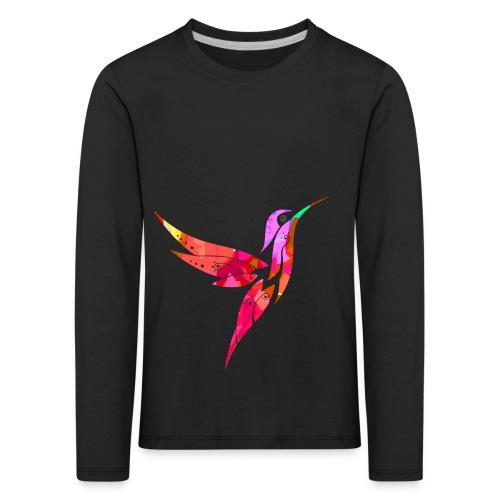 colibri2 - T-shirt manches longues Premium Enfant
