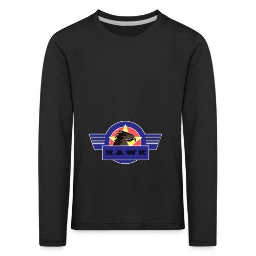 hawk - T-shirt manches longues Premium Enfant
