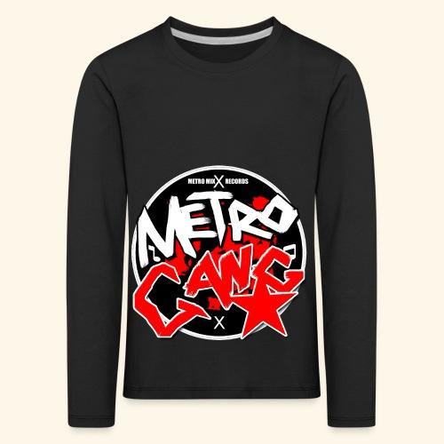 METRO GANG LIFESTYLE - Kids' Premium Longsleeve Shirt
