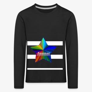 OFFICIAL JANNET MERCH - Kids' Premium Longsleeve Shirt