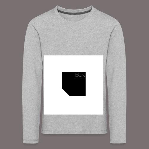 ecke - Kinder Premium Langarmshirt