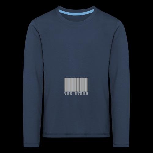 Vox' - T-shirt manches longues Premium Enfant