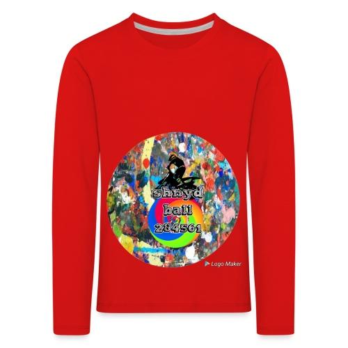 Shnydballars - Kids' Premium Longsleeve Shirt