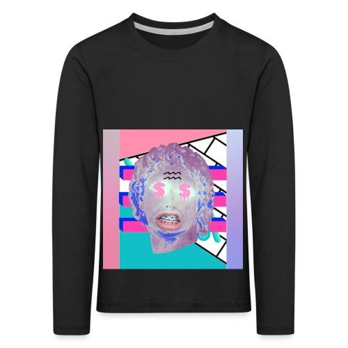 La playera del capitalismo moderno - Camiseta de manga larga premium niño