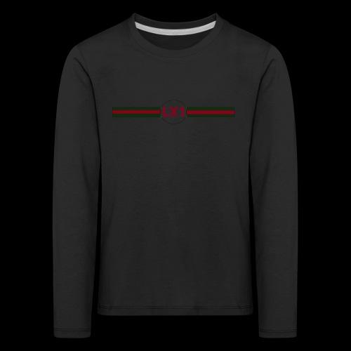 Wicci - Långärmad premium-T-shirt barn