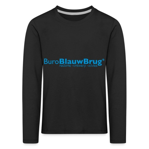 bbb_logo2015 - Kids' Premium Longsleeve Shirt