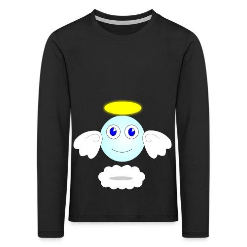 puff logo - Maglietta Premium a manica lunga per bambini