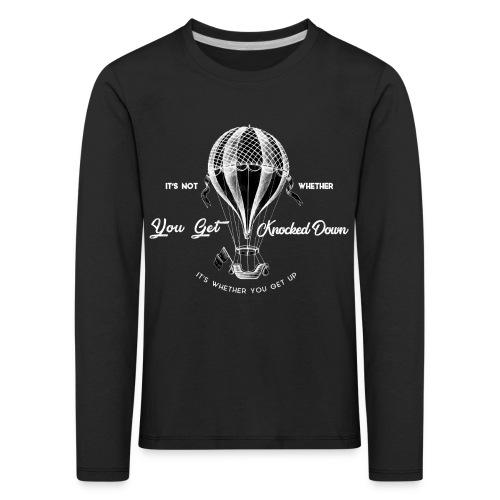 balon1 - Koszulka dziecięca Premium z długim rękawem