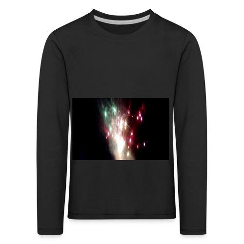 Feu D'artifice Fête Foraine Bischheim 2017 - T-shirt manches longues Premium Enfant