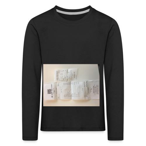 IMG 1070 - Kids' Premium Longsleeve Shirt