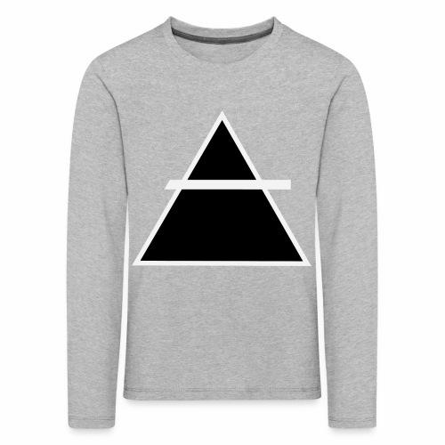 ALKIMASTA LOGO (THE AIR) - T-shirt manches longues Premium Enfant