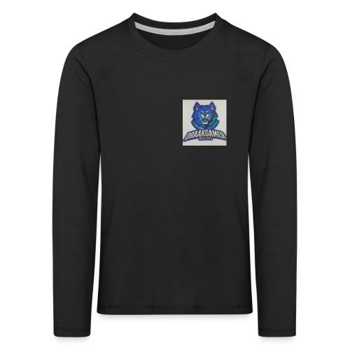 kleren - Kinderen Premium shirt met lange mouwen