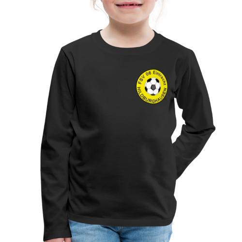 Hildburghausen FSV 06 Club Tradition - Kinder Premium Langarmshirt