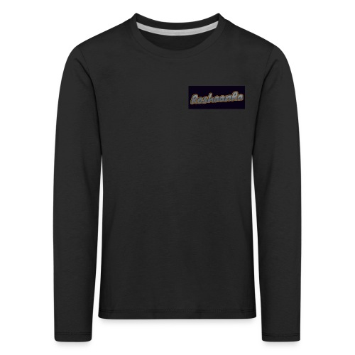 RoshaanRa - Kids' Premium Longsleeve Shirt