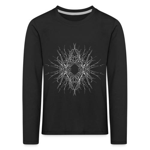 metall auge - Kinder Premium Langarmshirt