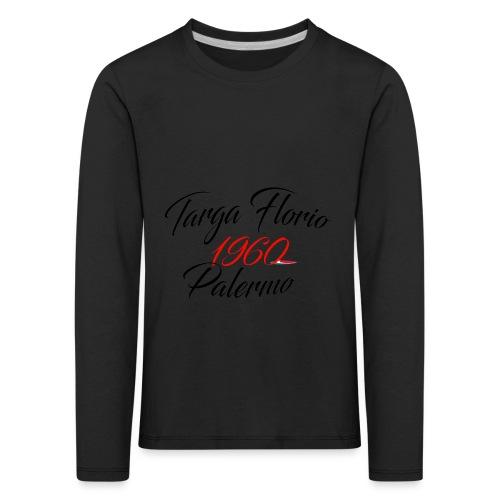 Anciennes courses Italiennes - T-shirt manches longues Premium Enfant