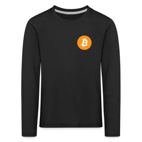 Bitcoin - Kids' Premium Longsleeve Shirt