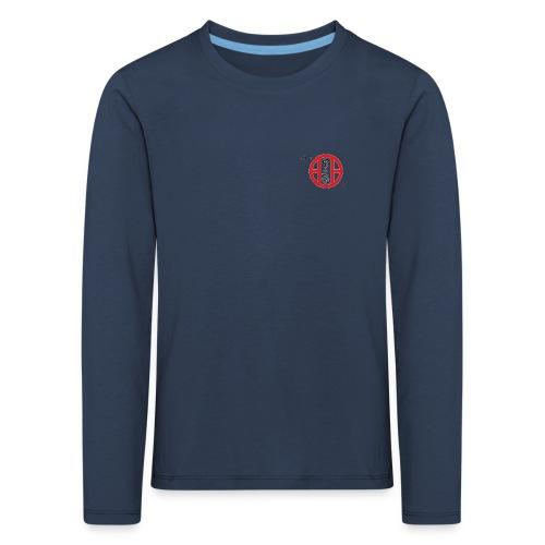 logo1 gif - T-shirt manches longues Premium Enfant