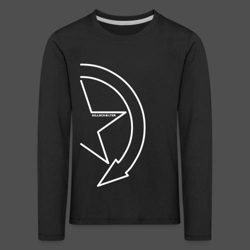 Brand Logo 1/2 we - Kids' Premium Longsleeve Shirt