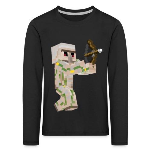 Bow Shooter - Långärmad premium-T-shirt barn