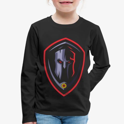 SOLRAC Spartan - Camiseta de manga larga premium niño