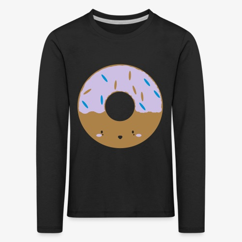 Icing Donut - Kids' Premium Longsleeve Shirt