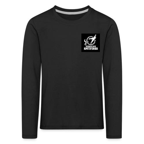Redbridge Spitfires Logo - Kids' Premium Longsleeve Shirt