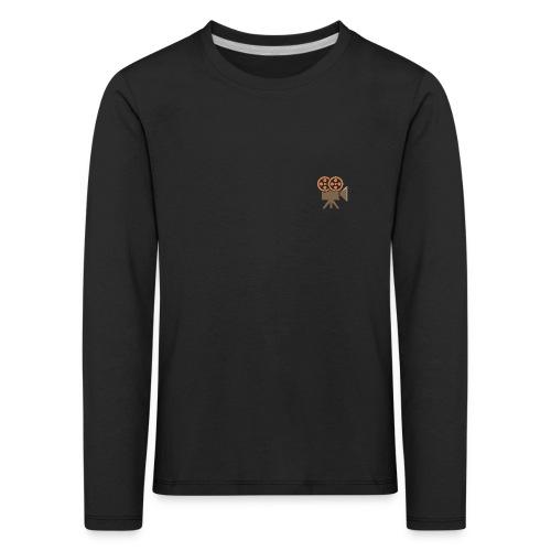 Mad Media Logo - Kids' Premium Longsleeve Shirt